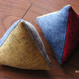 三角おもちゃ・和布